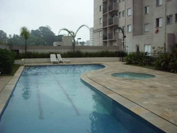 Apartamento À Venda Na Rua São Francisco De Salles (prq Jaboticabeiras), Centro, Diadema - Sp - Liv-3958