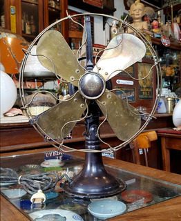 Antiguo Ventilador A E G. Funcionando. 33021
