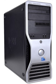 Workstation Dell Precision T3500 Xeon W3530