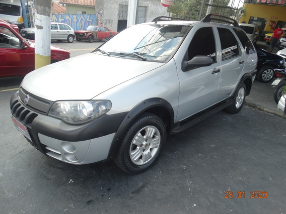 Fiat Palio Weekend 1.8 Flex 2008 Completo