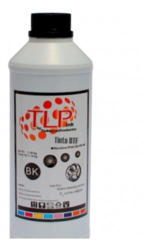 Imagen 1 de 7 de Tinta Dtf Marca Tlp 1 Lt Impresoras Dtf Con Re Circulación