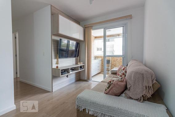 Apartamento Para Aluguel - Centro, 2 Quartos, 60 - 893012245