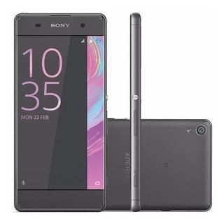 Sony Xperia Xa F3116 Grafite 16gb, Câm 13mp, Leia O Anúncio