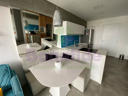 Imagem 1 de 12 de Apartamento Flat, Edificio Linea Home Style, Centro, Jundiaí. - Ap11906 - 68773648