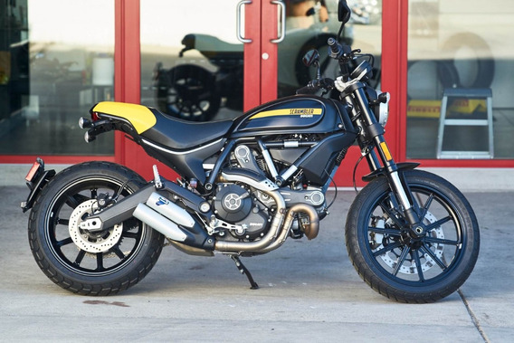 Ducati Scrambler New Full Throttle 2019 0km Ducati Rosario