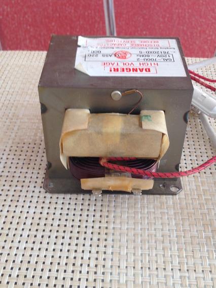 Transformador Alta Tensão Microondas Pms24 Philco (127v)