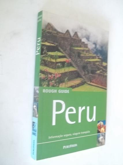 Livro - Rough Guide Peru