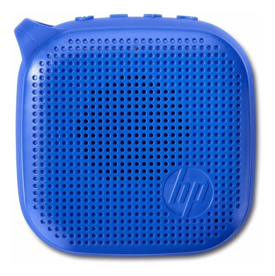 Caixa De Som Mini Speaker 300 Bluetooth Hp - X0n13aa - Azul