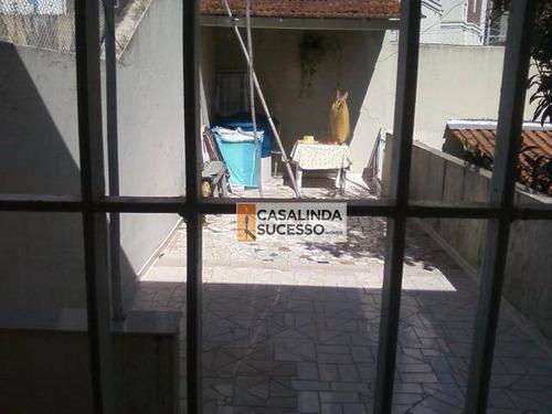 Casa 212m² 3 Dorms/4 Vg - Próx. R. Cantagalo - Ca1773. - Ca1773