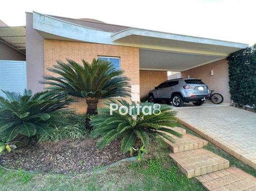 Imagem 1 de 28 de Casa À Venda, 230 M² Por R$ 1.100.000,00 - Village La Montagne - São José Do Rio Preto/sp - Ca2978