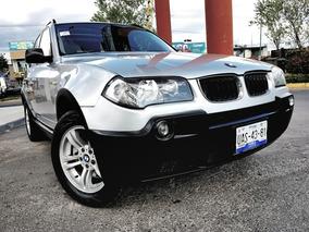 Bmw X3 Xdrive 3.0 2006 Remato Autos Puebla