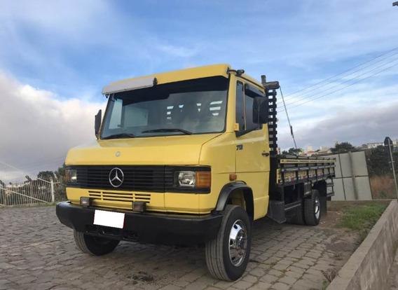 Mercedes Benz 710 Ano 2000 Amarelo Whast 11 9 6188 1080