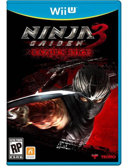 Jogo Novo Ninja Gaiden 3: Razor