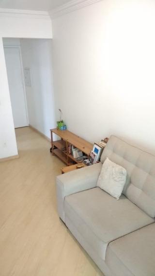 Apartamento À Venda, 2 Quartos, 1 Vaga, Vila Palmeiras - São Paulo/sp - 124