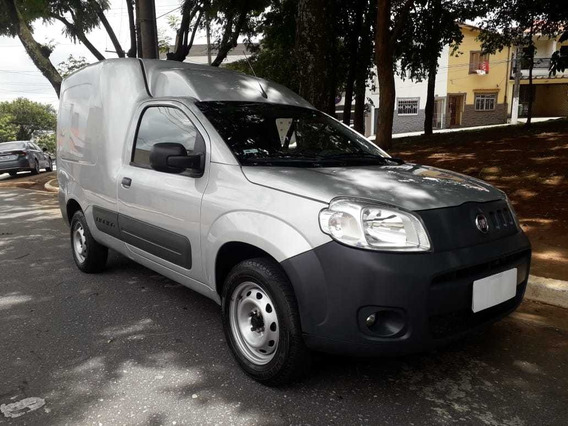 Fiorino Furgão Hard Working 1.4 Flex 2018 Completa
