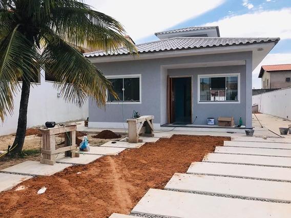 Casa 3 Quartos Com Fino Acabamento Em Itaipuaçu