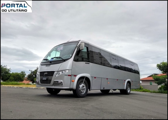 Microonibus Volare W10 -2020- Km: 3.600 - 36 Lug - Nota 10 !