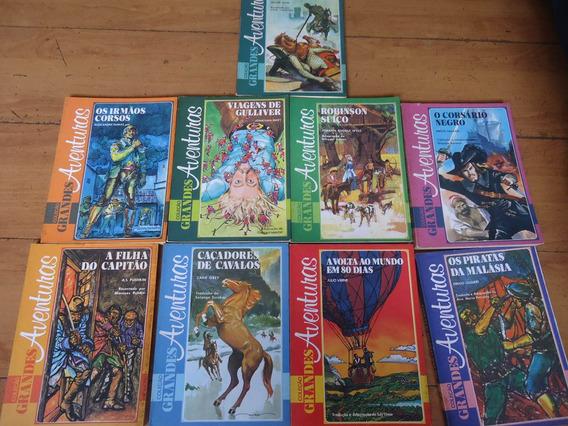 Livros Coleção Grandes Aventuras