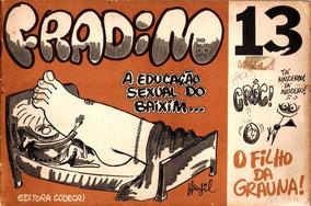 Fradim Nº 13 - Quadrinhos - Henfil