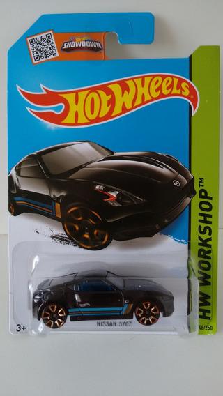 Hot Wheels - Hw Wordkshop - Nissan 370z