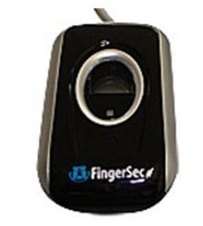 Leitor Biometrico Digital Persona - U.are.u 4000b Preto