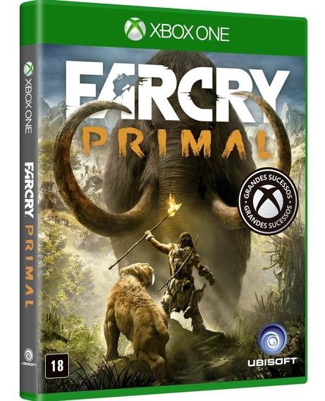 Far Cry Primal - Xbox One - Novo - Mídia Física - Lacrado