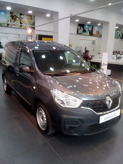 Renault Kangoo Ii Express Confort 1.5 Dci 2020 Patento Ya Le