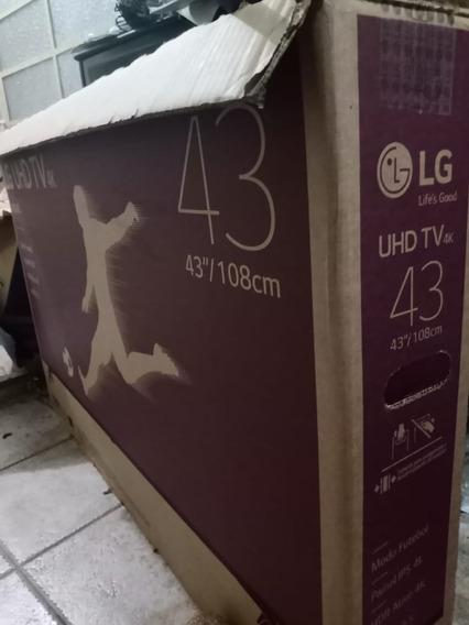 Smart Tv 43 /108cm [quebrada]