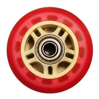 Ruedas X 8 Unidades De 72 Mm Roller Repuesto
