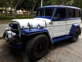Jeep Willys Station Wagon