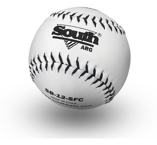 Pelota De Softball De Guanteo De Cuero South - Gymtonic