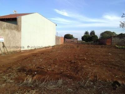 Ótimo Para Construir - Terreno 13,00m X 30,00m
