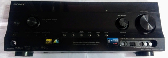 Painel Receiver Sony Str Dh820