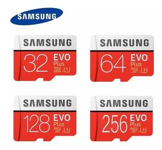 Memorias Micro Sd Samsung 32gb 64gb 128gb 256gb Originales