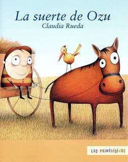 La Suerte De Ozu, Claudia Rueda, Ed. Fce