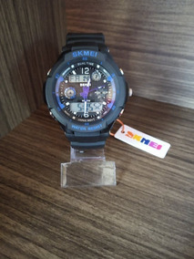 Relogio Masculino Skmei Modelo 0931 Azul