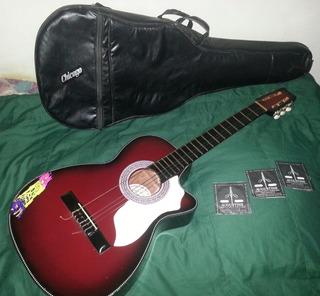 Guitarra Clásica Española Hecha En Barquisimeto ((30v))