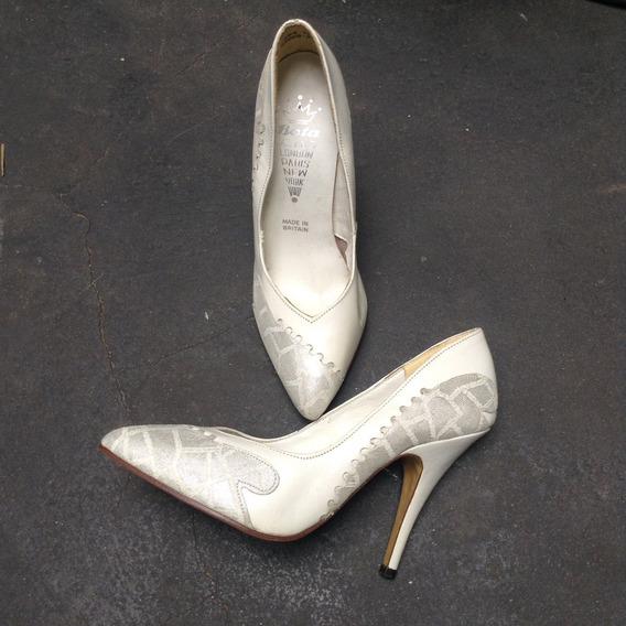Zapato De Suiza 35/36 Por Casamiento