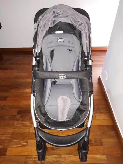 Carrinho De Bebê - Chicco Urban - Kit Completo