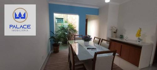 Casa À Venda, 122 M² Por R$ 600.000,00 - Residencial Bertolucci - Piracicaba/sp - Ca0782