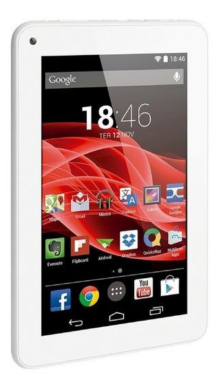 Tablet 7 Polegadas M7s Quad Core Branco - Multilaser