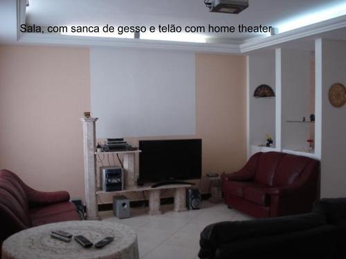 Imagem 1 de 10 de Casa A Venda No Bairro Mussolini - São Bernardo Do Campo - Sp - 15403