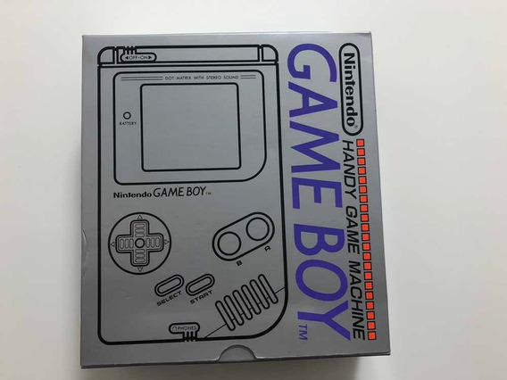 Nintendo Gameboy Handy Game Machine