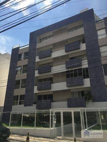 Imagem 1 de 21 de Apartamento Com 3 Dormitórios À Venda, 100 M² Por R$ 380.000,00 - Pituba - Salvador/ba - Ap0916