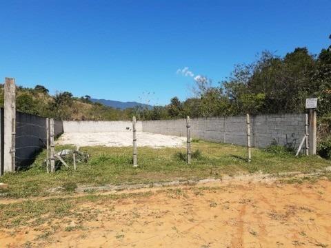 Terreno No Bairro Mirante Caraguatatuba - Aterrado Murado E Escriturado Pronto Para Construir - Te00119 - 34306024