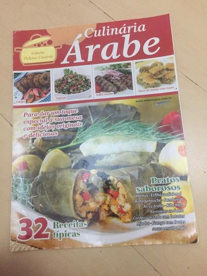 Revista Delícias Caseiras 19 Receitas Árabe Kafta Trigo H502
