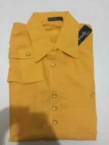 Camisa Viscose/crep - P