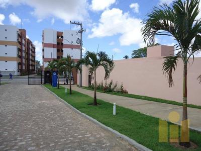 Apartamento Com 2 Dormitórios À Venda, 52 M² Por R$ 140.000 - Santa Amélia - Maceió/al - Ap0430