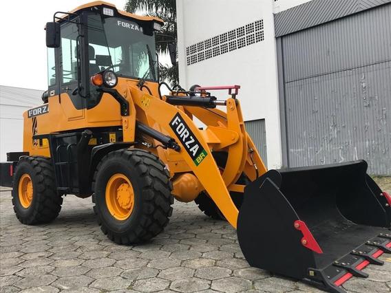 Pá Carregadeira Forza 920, 0,5m3, 1.500kg, 2020