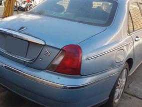 Rover 75 - 2002 6 Cilindros.¡venta En Partes!